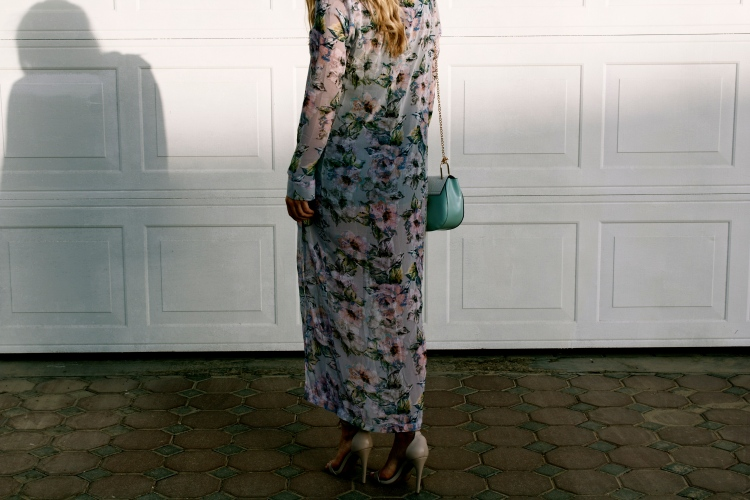 floral shirt dress namshi